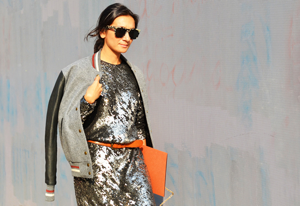 paetês, brilho, sequins, street style, estilo, fashion, moda
